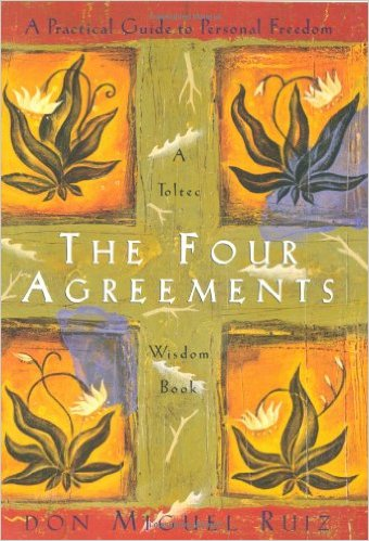 Four Agreements Book Cover